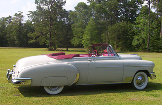 1950 Chevy Convertible